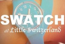 Swatch at Little Switzerland / Please call us at (877) 800-9998 Monday - Friday / 9:00AM - 5:00PM EST to order any Swatch products!