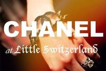 Chanel at Little Switzerland / Please call us at (877) 800-9998 Monday - Friday / 9:00AM - 5:00PM EST to order any Chanel products!