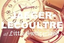 Jaeger-LeCoultre at Little Switzerland / Please call us at (877) 800-9998 Monday - Friday / 9:00AM - 5:00PM EST to order any Jaeger-LeCoultre products!