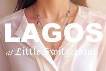 LAGOS at Little Switzerland / Please call us at (877) 800-9998 Monday - Friday / 9:00AM - 5:00PM EST to order any LAGOS products!