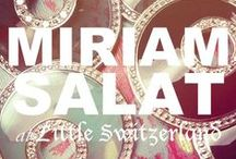 Miriam Salat at Little Switzerland / Please call us at (877) 800-9998 Monday - Friday / 9:00AM - 5:00PM EST to order any miriam salat products!