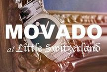 Movado at Little Switzerland / Please call us at (877) 800-9998 Monday - Friday / 9:00AM - 5:00PM EST to order any Movado products!