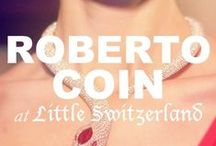 Roberto Coin at Little Switzerland / Please call us at (877) 800-9998 Monday - Friday / 9:00AM - 5:00PM EST to order any ROBERTO COIN products!