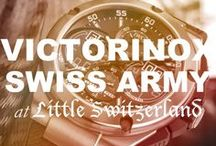 Victorinox Swiss Army at Little Switzerland / Please call us at (877) 800-9998 Monday - Friday / 9:00AM - 5:00PM EST to order any Victorinox Swiss Army products!