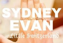Sydney Evan at Little Switzerland / Please call us at (877) 800-9998 Monday - Friday / 9:00AM - 5:00PM EST to order any Sydney Evan products!