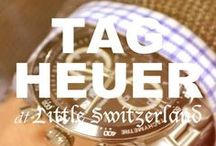 TAG Heuer at Little Switzerland / Please call us at (877) 800-9998 Monday - Friday / 9:00AM - 5:00PM EST to order any TAGHeuer products!