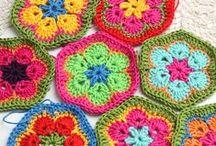 Crochet - Virkkuut / by Ihan Kaikki Kotona