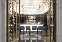 Restaurants, Bars & Cafe's / by Studio Annetta
