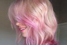 HAIR & BEAUTY / Beautiful hair & makeup