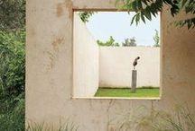 Garden - Courtyards