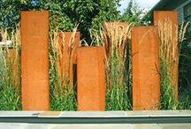 Garden - Fences and screening