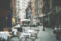 Restaurant & hotel