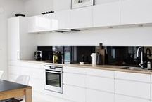 Kitchen Design & Fittings / Design inspiration for your kitchen.