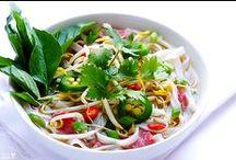 Asian Flavors- Delish!