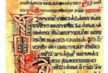 Glagolitic script / głagolica