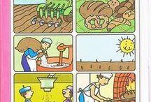 bakker (kleur- en werkbladen)