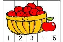 fruit (kleur- en werkbladen)