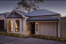 Davenport Terrace - Rossdale Homes / A Rossdale Homes display home located at our Glenunga display Village  http://www.rossdalehomes.com.au/