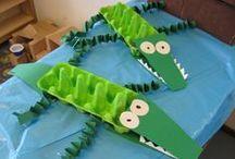 dieren (krokodil)