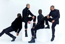 Xhosa Collection / Xhosa is a menswear label