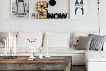 Styling Tips / Tips en tricks voor de styling van je huis.