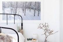 Slaapkamers om in weg te dromen / Lekker wegdromen in deze fantastische slaapkamers. Warm, gezellig en mooi!