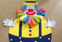 karneval, cirkus