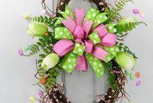 jaro, velikonoce - dekorace