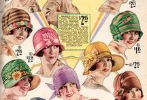 History of fashion 1920 - 1950