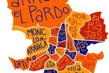 Lugares para visitar en Madrid