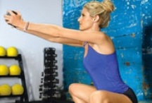Workin on my Fitness! / by Ashley Tevebaugh