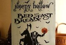Halloween Happies and Haunts / Trick or treat magic, scary's too, smiling pumpkins, witches brew!! / by Jacklyn Beals