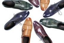 The style of a gentleman / Classic formal shoes for man