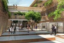 Stedenbouw - Courtyards&Plazas