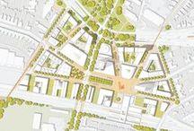 Stedenbouw - Plankaarten/siteplans