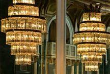 art glass ( люстры, светильники)