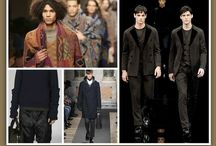 FW2014-15: trends in men's fashion / New men's fashion trends for next cold season