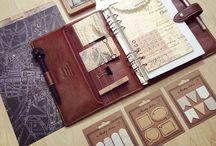 Planner inspiration / Filofax, kikki k, and erin condren