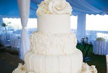 Wedding Cake Anyone? / Wedding Cakes, Bridal and Groom Cakes... / by Fatema