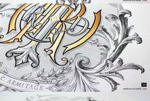 Шрифт , логотип, бумага