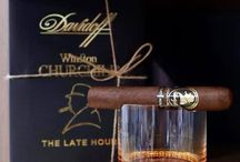 Enjoy a cigar now and then / Time beautifully filled, cigars, lifestyle, Davidoff Oro Blanco, Camacho, Zino, savoir-vivre