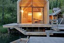 Architecture  - Huts