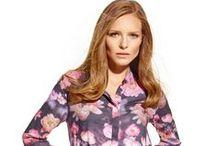 Wzorzyste koszule damskie Wólczanka / wólczanka koszule damskie damska koszula modne koszule