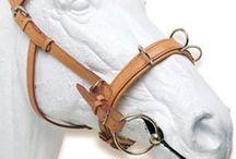 CORZO - guarnicionería - saddlery - / productos de cuero para el caballo y jinete