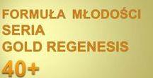 GOLD REGENESIS FORMUŁA MŁODOŚCI / Ekskluzywna linia kosmetyków Gold Regenesis została stworzona specjalnie, aby zwalczać wszystkie oznaki starzenia. Bogata formuła kremów i toniku została oparta o unikalny składnik aktywny - bioprzyswajalne złoto koloidalne. https://annabadowska.pl/pielegnacja/gold-regenesis-formula-mlodosci/