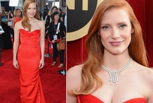 Our lovely leading lady: Jessica Chastain / Jessica Chastain, Academy Award-nominated actress of #TheHelp, #TheDebt, #TheTreeofLife, #ZeroDarkThirty and #Mama, made her Broadway debut in THE HEIRESS this Fall! / by The Heiress