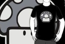 RB T-Shirts Pop Culture available to purchase on RedBubble by Chillee Wilson / These are my non brick/minifig adult pop culture T-shirts on Redbubble / by Chillee Wilson