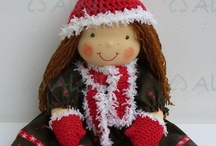 Waldorf dolls / Handmade Waldorf dolls by Aledi