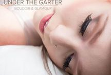 Boudoir Hair & Makeup / by Boudoir Photography Denver | Under the Garter | www.underthegarter.com