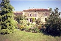 L'Hibou Holiday Farmhouse (www.leshiboux.com) / Self catering farmhouse set in beautiful picturesque rural Poitou Charentes French countryside (www.leshiboux.com)